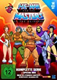 He-Man and the Masters of the Universe - Gesamtbox (exklusiv bei Amazon.de) (14 DVDs)