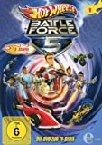 Hot Wheels: Battle Force 5 - Folge 1