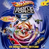 Hot Wheels: Battle Force 5 Hörspiel - Folge 1