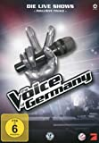 The Voice of Germany: Staffel 1 - Die Live Shows (4 DVDs)