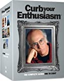 Curb Your Enthusiasm - Series 1 To 8