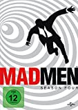 Mad Men - Season 4 (4 DVDs)