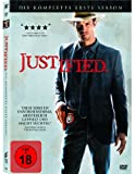 Justified - Season 1 (3 DVDs)
