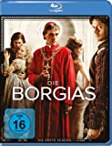Die Borgias - Staffel 1 [Blu-ray]