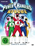Power Rangers Lightspeed Rescue - Complete (5 DVDs)