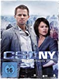 CSI: NY - Season 7.2 (3 DVDs)