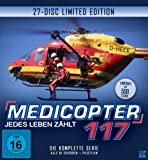 Medicopter 117 - Die komplette Serie & Pilotfilm (Collector's Edition) (exklusiv bei Amazon.de) (27 DVDs)