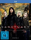 Sanctuary - Wächter der Kreaturen: Staffel 1 [Blu-ray]
