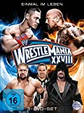 WWE - Wrestlemania 28 (3 DVDs)