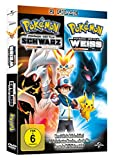 Der Film: Weiß - Victini and Zekrom / Schwarz - Victini and Reshiram (2 DVDs)