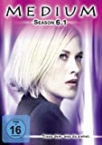 Medium - Season 6.1 (3 DVDs)