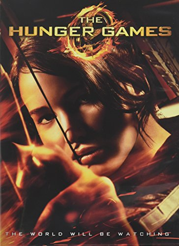 The Hunger Games DVD cover