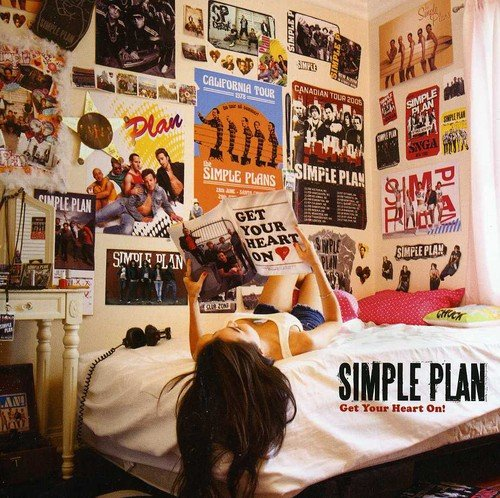 Simple Plan  &#8211; &#8222;Get your heart on