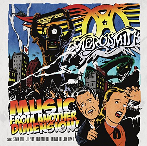 """Aerosmith – """"Music From Another Dimension"""