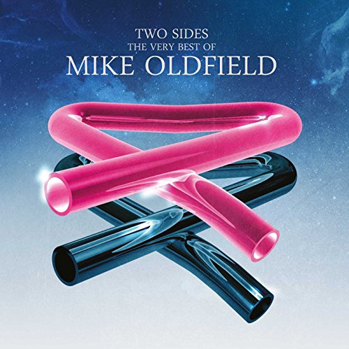"""Mike Oldfield  – """"Two Sides: The Very Best Of Mike Oldfield"""