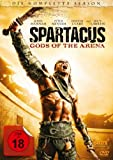 Spartacus: Gods of the Arena - Die komplette Serie (3 DVDs)