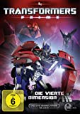 Transformers Prime, Vol. 4: Die vierte Dimension