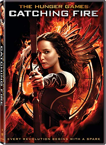 Catching Fire DVD cover