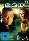 Crime Scene Investigation - Season 11 (6 DVDs)