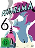 Futurama - Staffel 6 (2 DVDs)