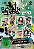 Berlin - Tag & Nacht: Staffel  3, Folgen 41-60 (Fan Edition) (4 DVDs)