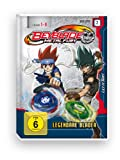 Beyblade Metal Fury, Vol. 2: Legendäre Blader