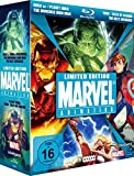 The Marvel Limited Blu-ray Edition [Blu-ray]