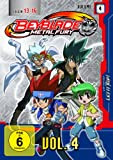 Beyblade Metal Fury, Vol. 4