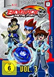 Beyblade Metal Fury, Vol. 3