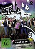 Berlin - Tag & Nacht, Vol.  4: Folgen 61-80 (Fan Edition) (4 DVDs)