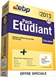 EBP Pack �tudiant 2013 + Microsoft Office Pro Plus 2010