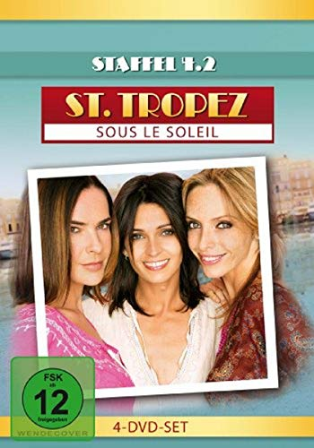 Saint Tropez Staffel 4, Teil 2 (4 DVDs)