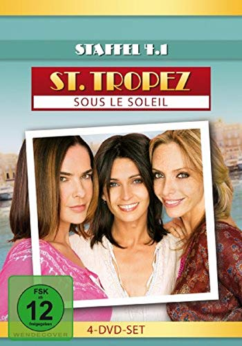 Saint Tropez Staffel 4, Teil 1 (4 DVDs)