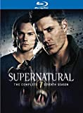 Supernatural - Season 7 [Blu-ray]
