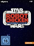 Robot Chicken - Star Wars: Episode I and II and III (3 DVDs)