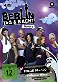 Berlin - Tag & Nacht, Vol.  5: Folgen 81-100 (Fan Edition) (4 DVDs)