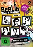 Berlin - Tag & Nacht: Staffel  8, Folgen 141-160 (Fan Edition) (4 DVDs)