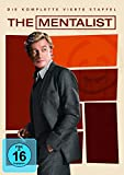 The Mentalist - Staffel 4 (5 DVDs)