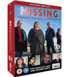Missing - Series 1 & 2 (6 DVDs)