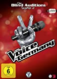 The Voice of Germany: Staffel 2 - Die Blind Auditions (3 DVDs)