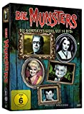 Top Angebot Die Munsters - Die komplette Serie [14 DVDs] 