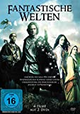 Fantastische Welten: Earthsea / Pendragon / Dragonstorm / Journey to Promethea (2 DVDs)