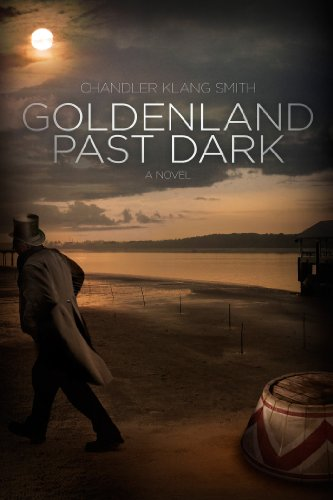 Goldenland Past Dark cover