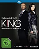 King - Staffel 2 [Blu-ray]