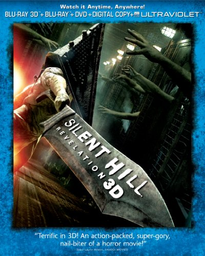 Silent Hill Revelation DVD cover