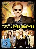 CSI: Miami - Season 10.1 (3 DVDs)