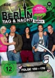 Berlin - Tag &amp; Nacht: Staffel  9, Folgen 159-176 (Fan Edition) (4 DVDs)