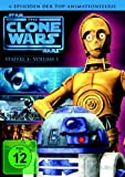 Star Wars - The Clone Wars: Staffel 4, Vol. 1