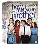How I Met Your Mother - Staffel 1-7 Komplettbox (exklusiv bei Amazon.de) (22 DVDs)