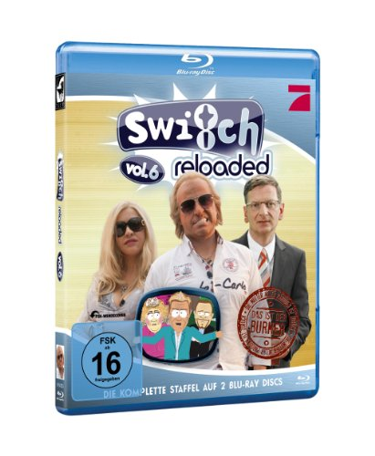 Switch Reloaded Vol. 6 [Blu-ray]